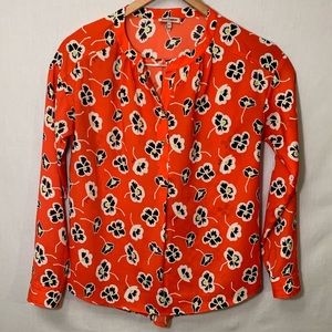 Juicy Couture Tops - Juicy Couture Women's Flower Print Blouse